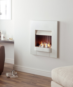 valor artura hole in the wall gas fire with living flame. Black Bedroom Furniture Sets. Home Design Ideas