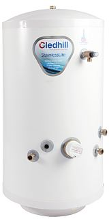 Gledhill Stainless Lite Indirect unvented hot water cylinder