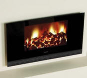 Dimplex Optiflame wall mounted fires