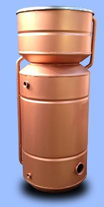 Combination Hot Water Cylinders Fortic Tank
