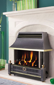 Flavel Renoir Gas Fire Traditional Outset Fire With