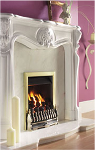 Flavel Richmond inset gas fire