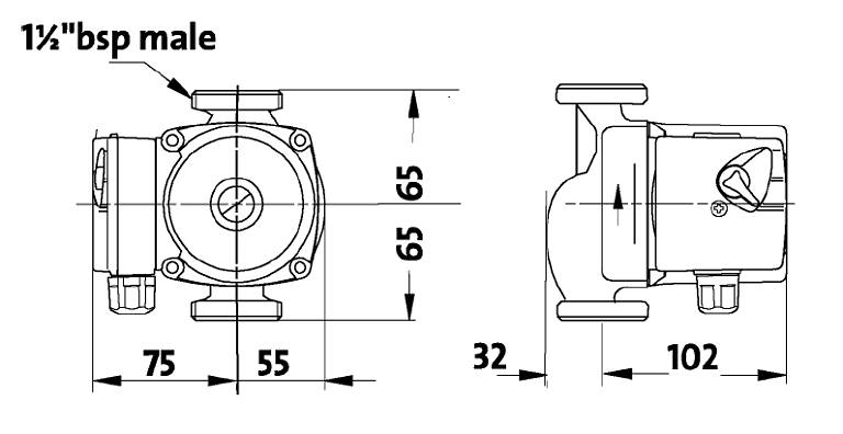 Grundfos Circulating Pump Wiring Diagram from www.gasapplianceguide.co.uk