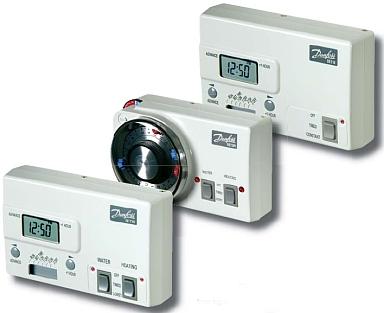 Danfoss SET Range danfoss central heating programmers and timers danfoss cp715 wiring diagram at gsmx.co