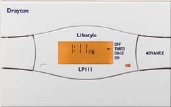 Drayton Lifestyle central heating programmer